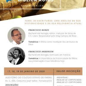 Conferência em Fortaleza